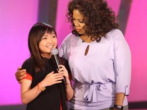 charice & Oprah (http://www.oprah.com/)